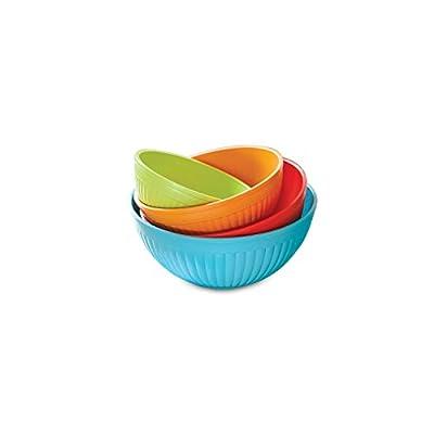 Nordic Ware Prep and Serve Mixing Bowl Set