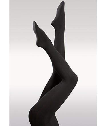 Ellen Tracy Legwear Womens Fleece Lined Tight - Footed