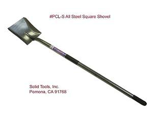 All Steel Square Shovel