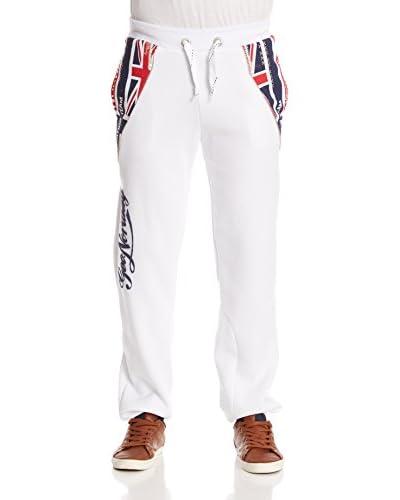 Geographical Norway Pantalone Mavity [Bianco]
