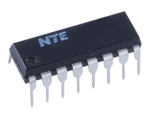 Integrated Circuit 7-Stage Driver Array 18-Lead Dip
