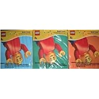 Lego Stretchable Book Covers- Set of 3