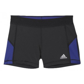 "Adidas Ladies TechFit 3"" Running Short Tight"