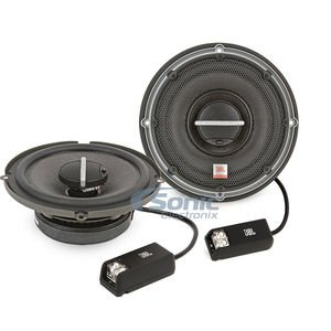 "JBL P662S 6-1/2"" Shallow Mount 2-Way Power Series Speakers"