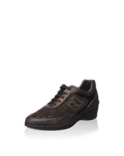 IGI&Co Zapatillas de cuña 2801300 Cobre / Café