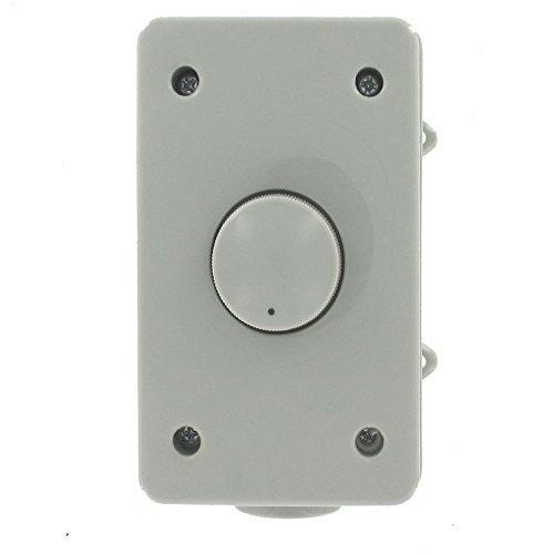 Theater Solutions Ovcdg Outdoor Volume Control (Grey)