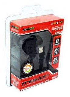 PS3 Komodo Bluetooth Wireless Headset