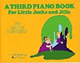 img - for Third Piano Book for Little Jacks and Jills book / textbook / text book