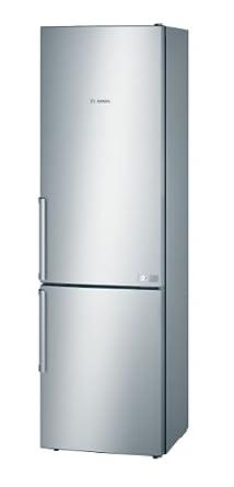 Bosch KGE39AI40 Kühl-Gefrier-Kombination SmartCool / A+++ / Kühlen: 247 L / Gefrieren: 89 L / Edelstahl / Anti-Fingerprint