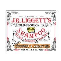 J.R. Liggett'S Bar Shampoo Coconut And Argan Oil, Coconut And Argan Oil, 3.5 Oz front-740636