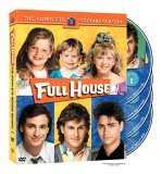 echange, troc Full House: Complete Second Season [Import USA Zone 1]