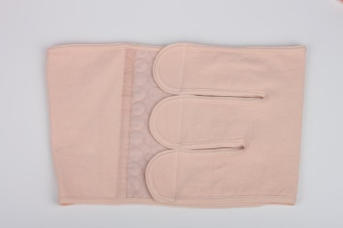 Leyun Cotton Soft Postpartum Staylace Postpartum Special Corset Belt (M) front-575341