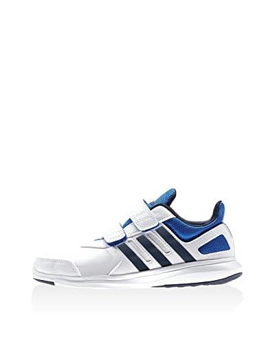adidas Zapatillas Blanco / Azul / Negro