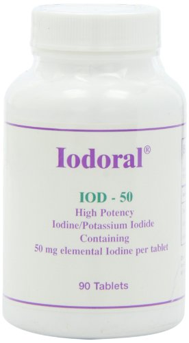 Optimox Iodoral 50mg 90 tabs