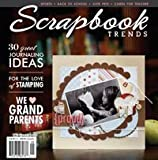 img - for Scrapbook Trends Magazine September 2010 Idea Book Northridge Publishing (Volume 12 issue 9) book / textbook / text book