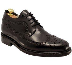 Masaltos scarpe stringate uomo nero nero 43 amazon for Scarpe uomo amazon