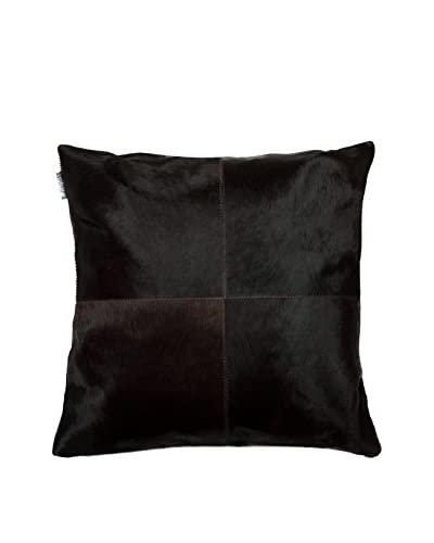 Torino Quatro Large Pillow, Chocolate