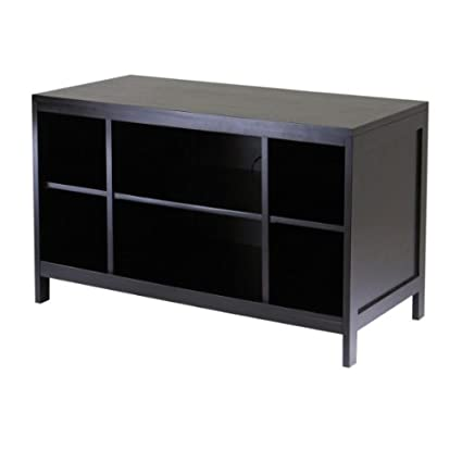 Hailey TV Stand, Modular, Open shelf, Large