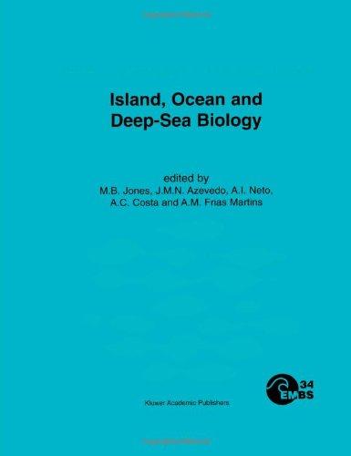 Island, Ocean and Deep-Sea Biology (Developments in Hydrobiology)