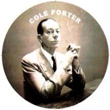 Cole Porter Pin