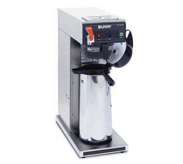 Bunn Dual-Voltage Airpot Coffee Brewer -Cwtf-Aps-Dv-0059