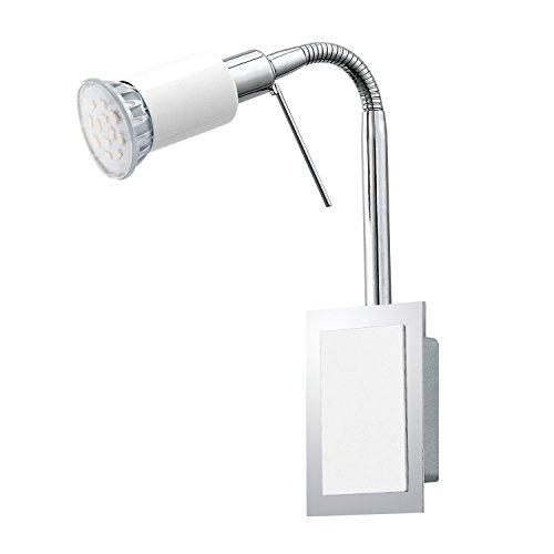 Applique, 1 x LED/GU10/230V/3W, EGLO