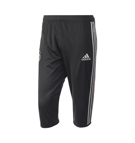 8d6ac20815194 Men's adidas Soccer Germany Three-Quarter 3/4 Training Pants ...