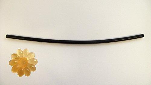 LEGO pneumatic hose 4mm diameter (black 16cm) (Lego Hose compare prices)