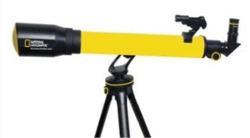 National Geographic Series Rb Telescope Set, 60/700Mm