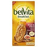 Belvita Breakfast Fruit & Fibre Biscuits 300G