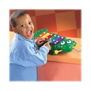 Fisher Price 2-in-1 Crocodile Keys