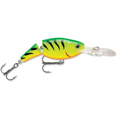 Rapala Jointed Shad Rap 07 Fishing Lure (Firetiger)