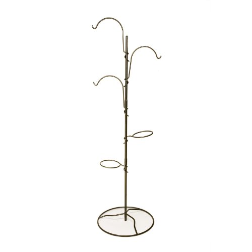 Yard Butler YT-5 Yard Tree Hanging Garden System (Freestanding Plant Hanger compare prices)