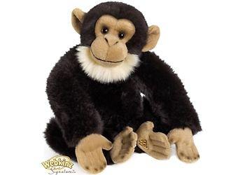 Webkinz Signature Deluxe Plush Figure Chimpanzee