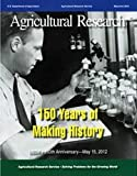 img - for Agricultural Research Magazine, May/June 2012 book / textbook / text book