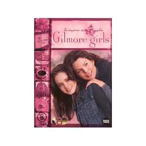 Gilmore Girls : l'intégrale saison 5 - Coffret 6 DVD  [Import belge]