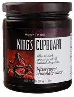 The King's Cupboard, Dessert Sce, Bttrswt Choc, one 10 Oz jar