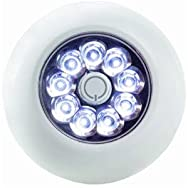 Anywhere Battery Tap Light-WHITE XB ANYWHERE LIGHT