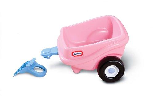 Little Tikes -621451E3X1 - Porteur - Cozy Coupe Trailer - Rose