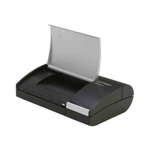 DYMO 1760685 CardScan Personal Card Scanner,Black//Silver
