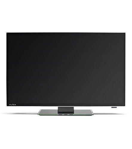 Avtex L217DRS High Definition 12/24 V LED TV/DVD/Satellite - Black, 21.5-Inch