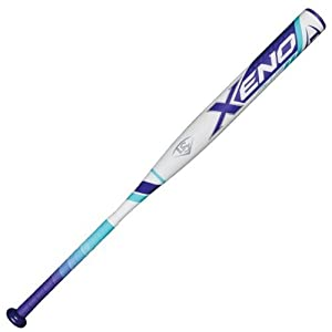 Louisville Slugger Xeno Plus 17 (-10) Fast Pitch Softball Bat, 33 inch/23 oz