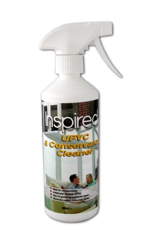 Inspired 500ml UPVC and Conservatory Cleaner