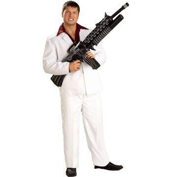 Tony Montana Inflatable Tommy Gun