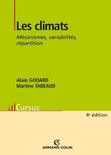 Les climats : Mécanismes, variabilité et répartition (Géographie)