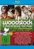 Woodstock [Blu-ray] [Director's Cut] title=
