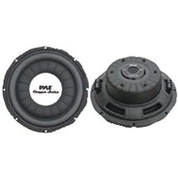 Pyle Plwch12d 121200w Car Audio Shallow Mount Subwoofer Sub 1200 Watt
