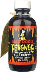 Mad Dog Revenge Habanero And Chile Extract from spiceandchili.com