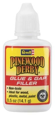 Revell Pinewood Derby Glue & Gap Filler