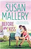 Before We Kiss (Wheeler Large Print Book Series)